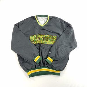 Green Bay Packers NFL Light Weight Jacket Coat